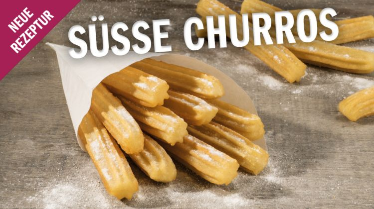Süße Churros